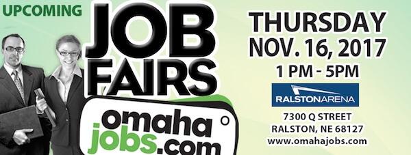 Omaha Jobs Dec Job Fair