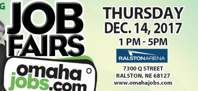 Dec 2017 Omaha Job Fair