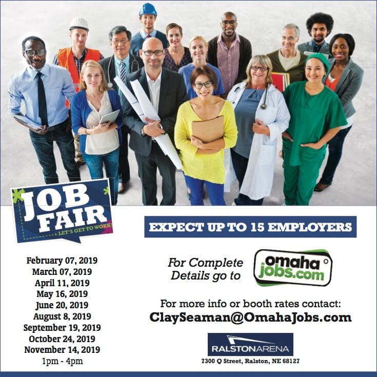 Upcoming Omaha NE Job Fairs Omaha Jobs